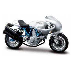 Ducati Paul Smart 1000LE (moto da maisto escala 1/18)