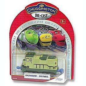Dunbar Daniel - Trem Chuggington
