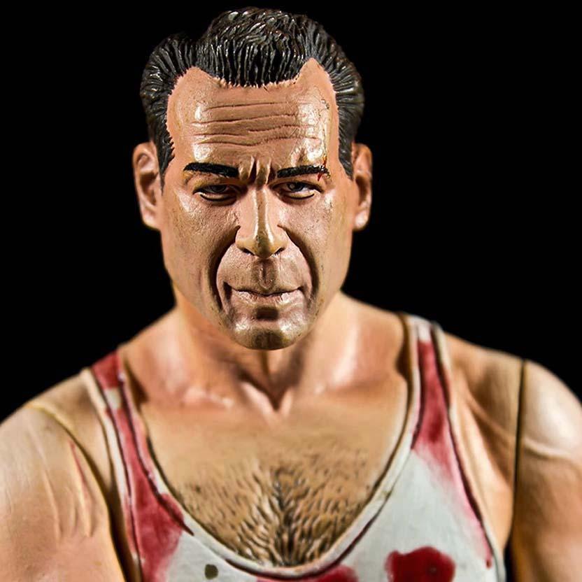 Duro de Matar - Die Hard Neca Cult Classics 3 (Bruce Willis) John McClane