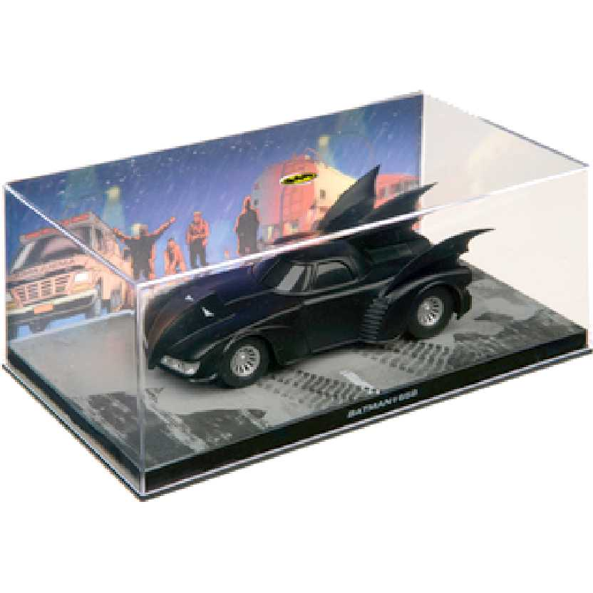 Eaglemoss DC Batman Batmóvel Automobilia #20 Batman Animated series #652