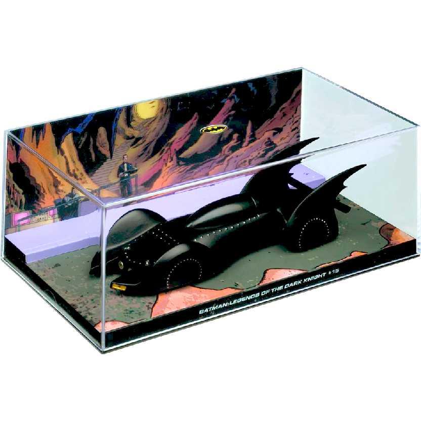 Eaglemoss DC Batman Batmobile Automobilia #25 Batman: Legends of The Dark Knight #15