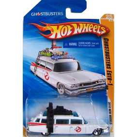 Ecto-1 Ghostbusters - Caça Fantasmas Hot Wheels 2010 R0942 25/44