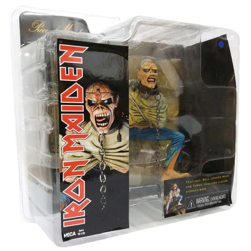 Eddie Piece of Mind ( Iron Maiden ) Neca action figure diorama original
