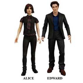 Edward e Alice - Crepúsculo 2 - Lua Nova (aberto)