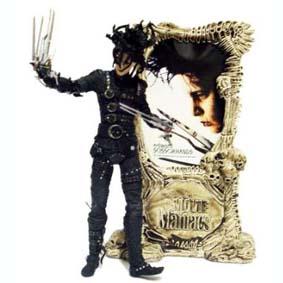 Edward Mãos de Tesoura M. M. 3 Tim Burton (aberto)