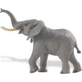 Elefante Africano (miniatura de animal selvagem Safari Ltd) 111089