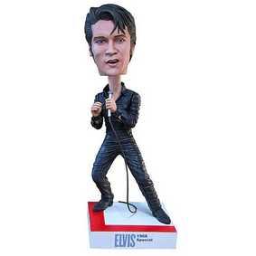 Elvis Presley 1968 Comeback Special (balança a cabeça)
