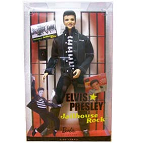 Elvis Presley Jailhouse Rock BARBIE 50 anniversary