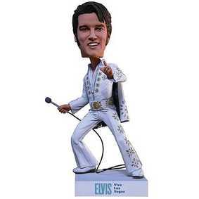 Elvis Presley Viva Las Vegas (balança a cabeça)