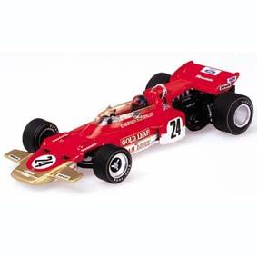 Emerson Fittipaldi - 1st GP Win - Lotus 72 (1970)