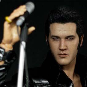 Enterbay Elvis Presley - 68 Comeback Special (ARTFX Kotobukiya Action Figures)