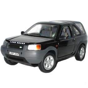 ERTL Miniaturas - Land Rover Freelander escala 1/18