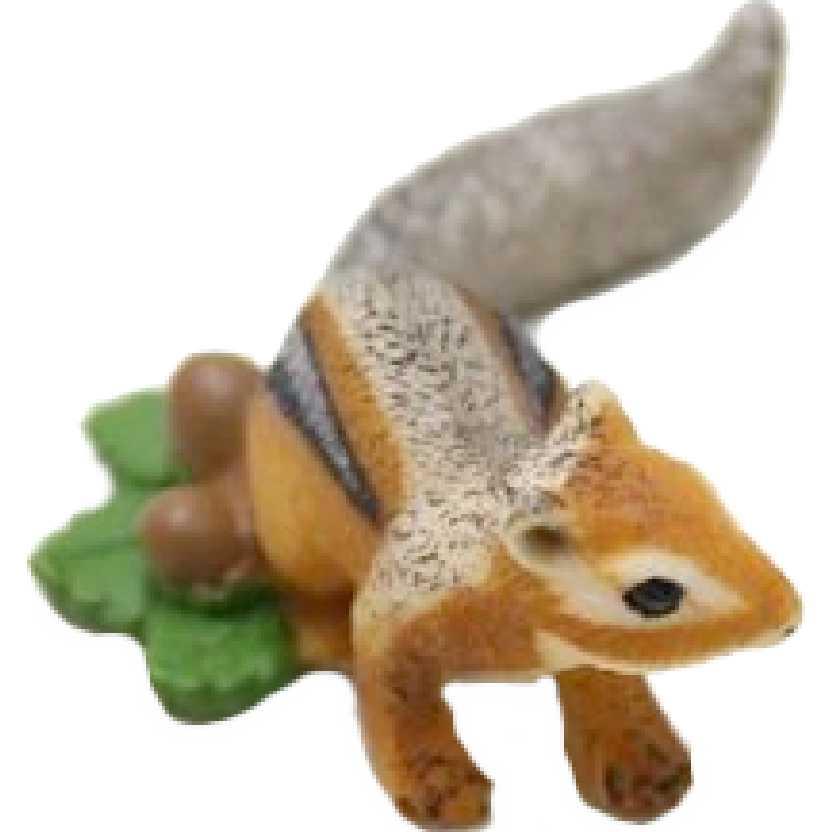 Esquilo 14722 marca Schleich Chipmunk