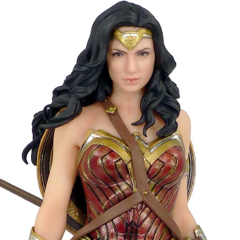 Estátua da Mulher Maravilha (Gal Gadot) Wonder Woman Justice League Movie ArtFX Kotobukiya