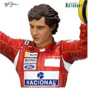 Estátua do Ayrton Senna Ed. limitada (1993)