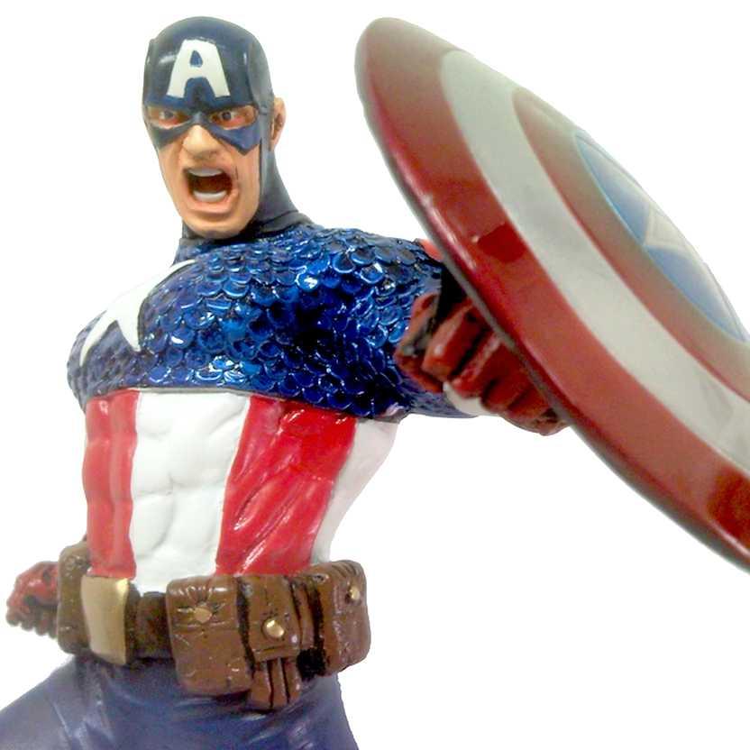 Estátua Do Capitão América - Captain America