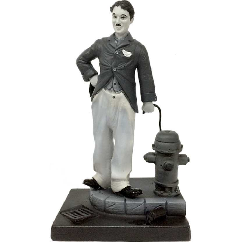 estátua do Charles Chaplin