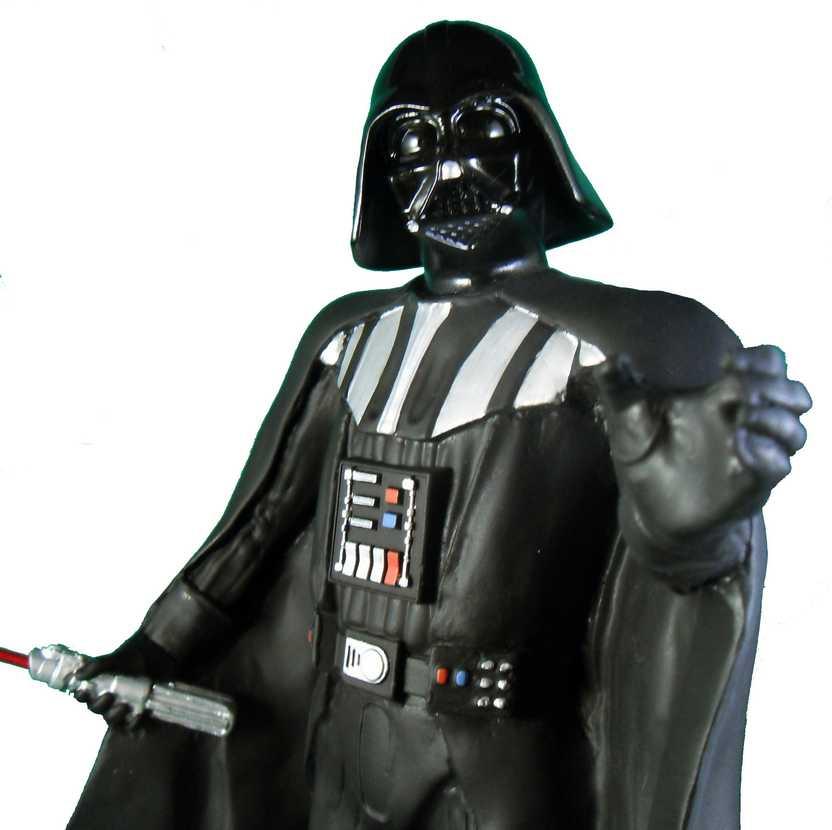 Estátua do Darth Vader em resina