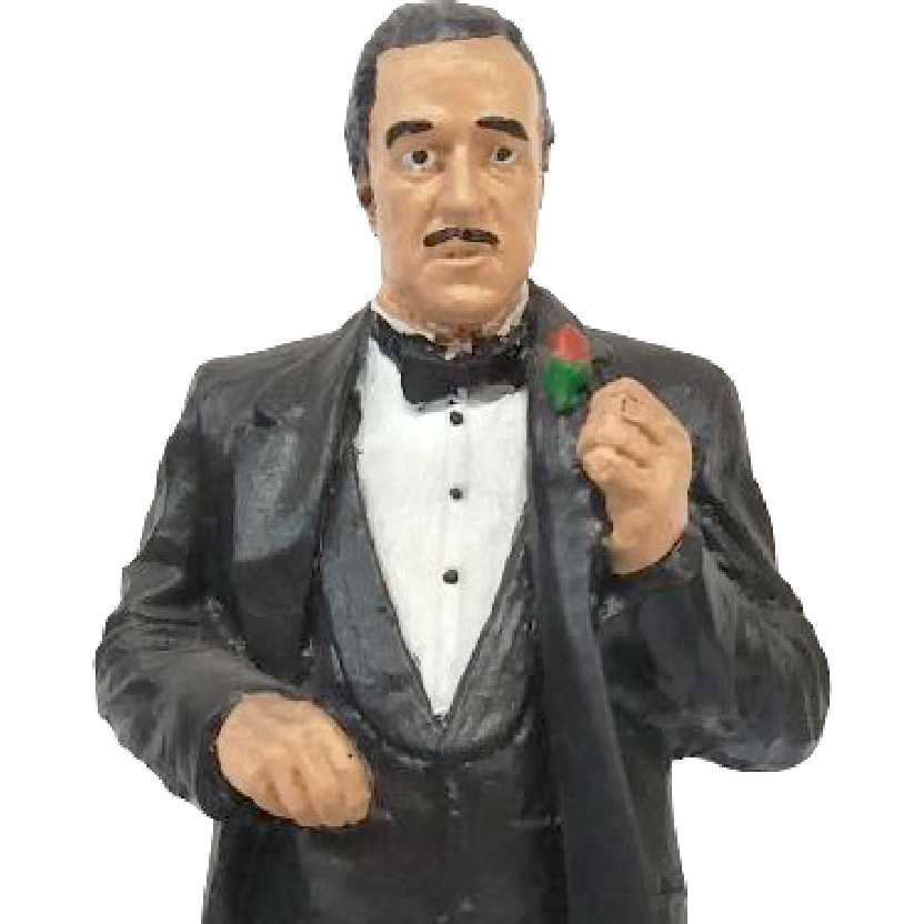 Estátua do Don Corleone O Poderoso Chefão (Godfather) Don Vito Corleone