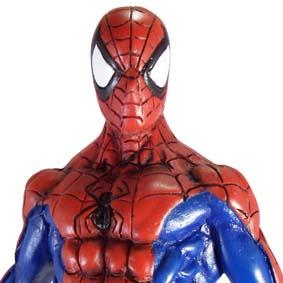 Estátua do Homem-Aranha ( Spider-Man )