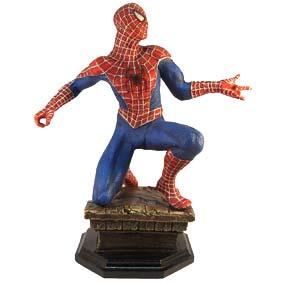 Estátua do Homem Aranha :: Spiderman Statue