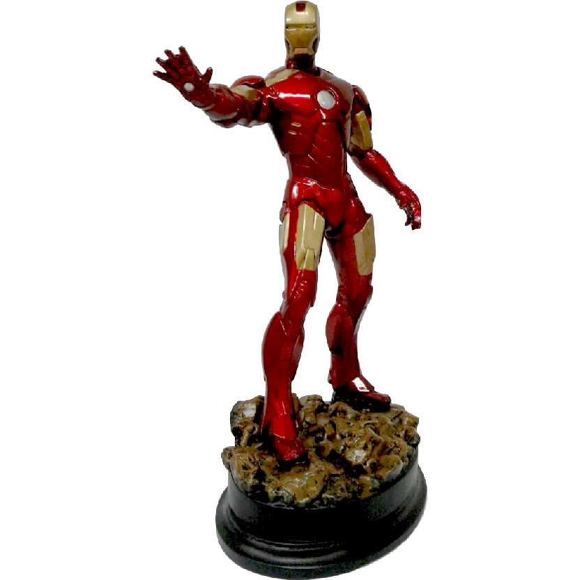 Estátua do Homem de Ferro mark IV Iron Man Mark 4