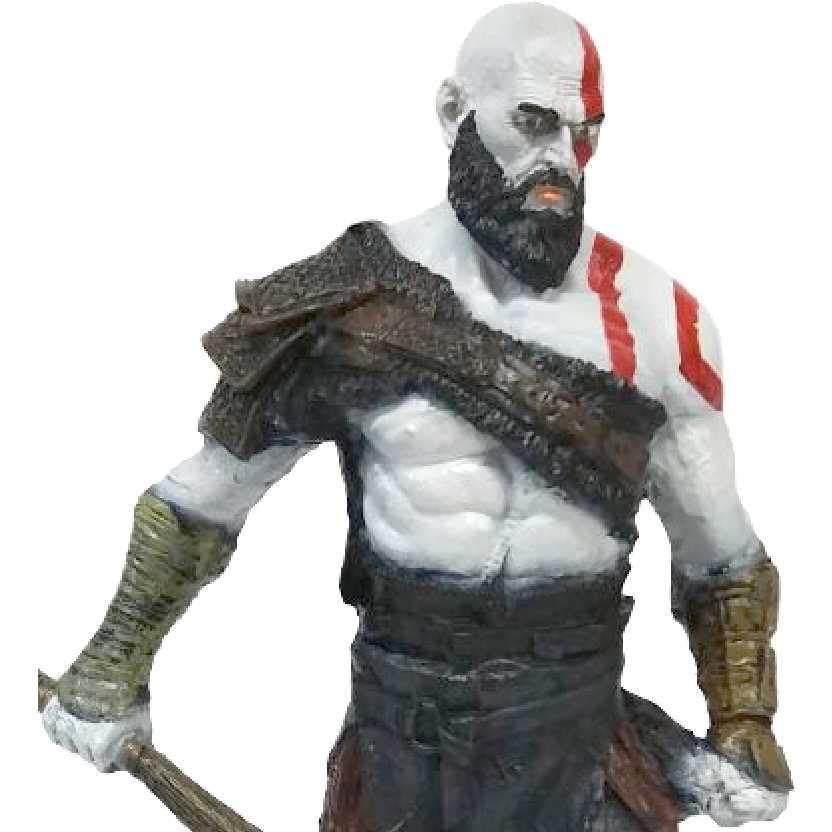 Estátua do Kratos : God of War 4