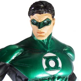 Estátua do Lanterna Verde ( Green Lantern ) escala 1/6