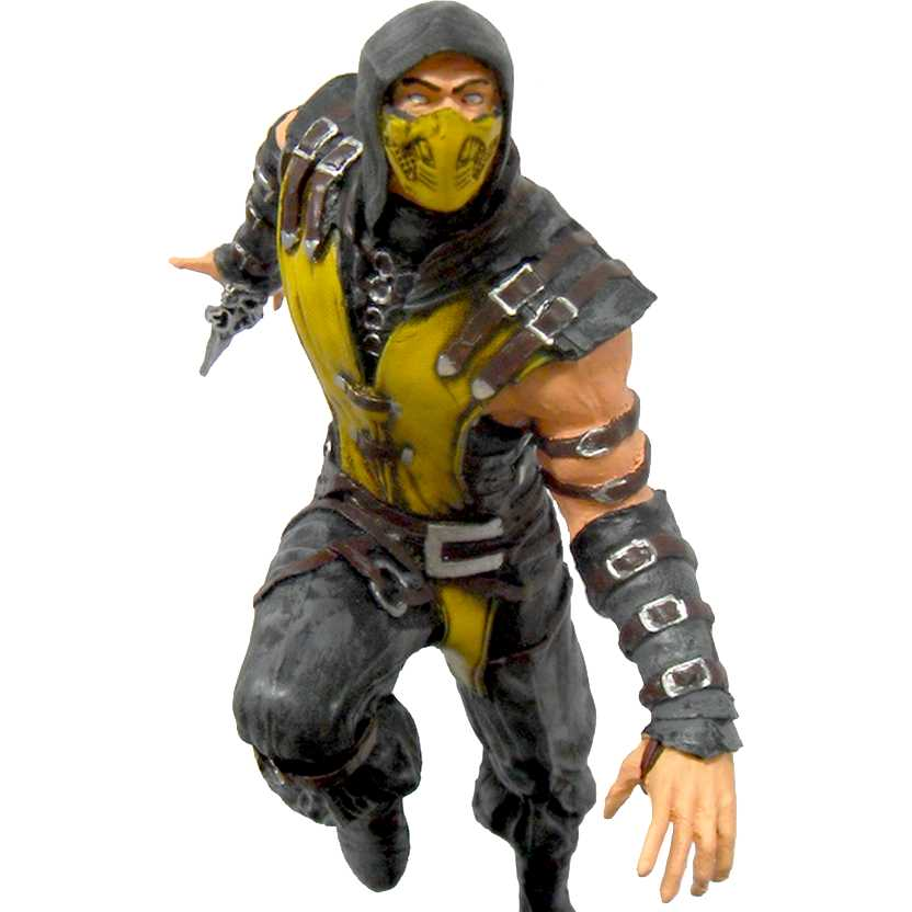 Estátua do Mortal Kombat - Scorpion