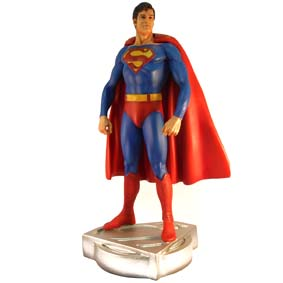 Estátua do Superman Christopher Reeve :: Boneco do filme Super Homem