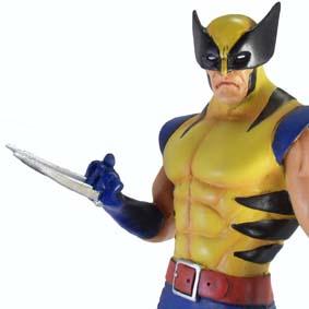 Estátua do Wolverine