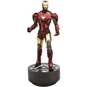 Estátua Homem de Ferro 2 Mark 6 Boneco Iron Man 2 Mark VI Kotobukiya