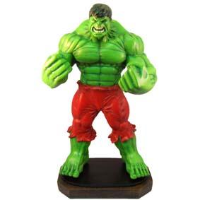 Estátua Marvel Comics :: Boneco do Hulk :: Hulk Statue