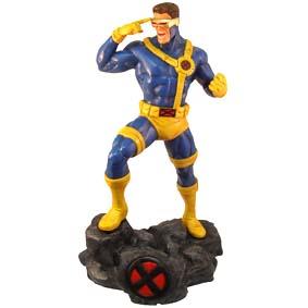 Estátuas Marvel Comics :: Boneco do Ciclope :: Cyclops Statue