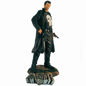 Estatueta do Justiceiro :: The Punisher Statue
