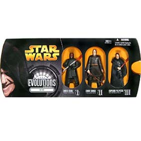 Evolution  Sith Lords