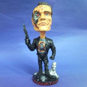 Exterminador 2 - Arnold Schwarzenegger