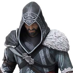 Ezio Auditore Da Firenze Assassins Creed Revelations figure