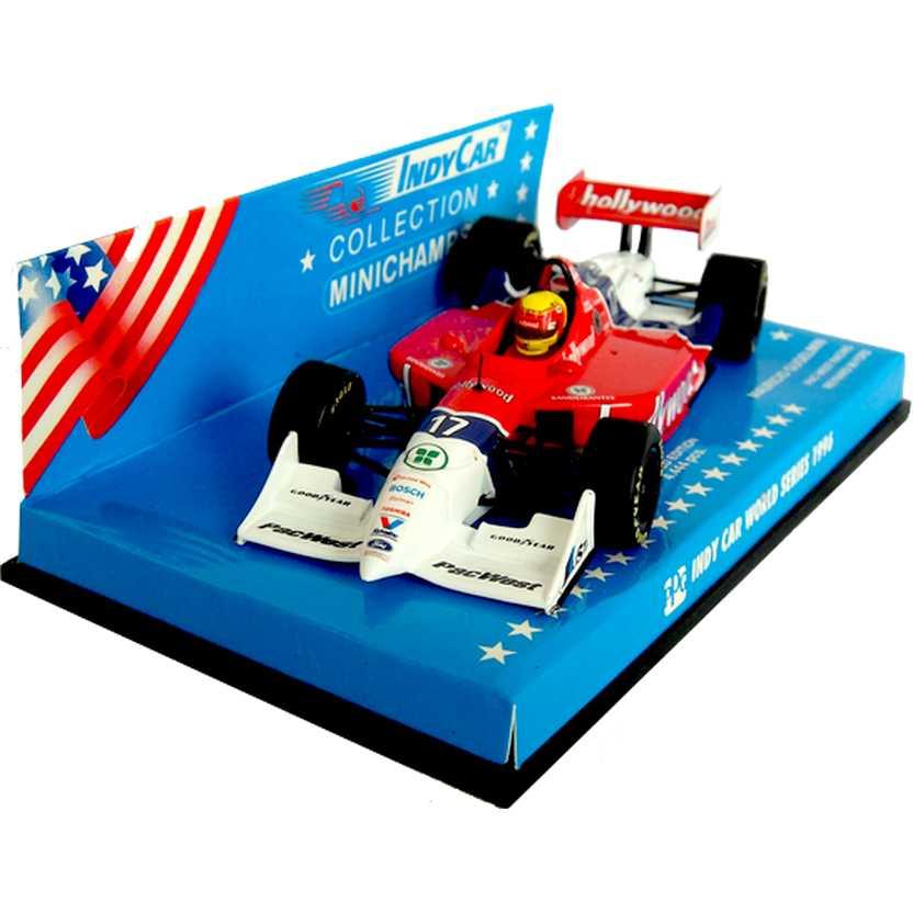 Fórmula Indy PAC West Racing Reynard Ford (1996) Mauricio Gugelmin - Minichamps escala 1/43