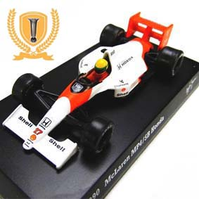F1 World Champion 1990 McLaren MP4/4 Honda Kyosho Ayrton Senna Collection