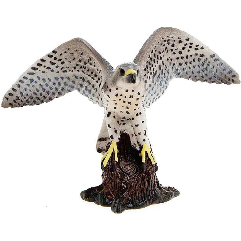 Falcão Peregrino 14633 marca Schleich Peregrine Falcon