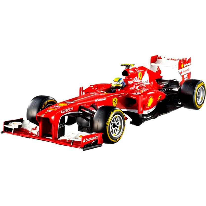 Ferrari F2013 F138 Felipe Massa (2013) Hot Wheels escala 1/18 BCK15