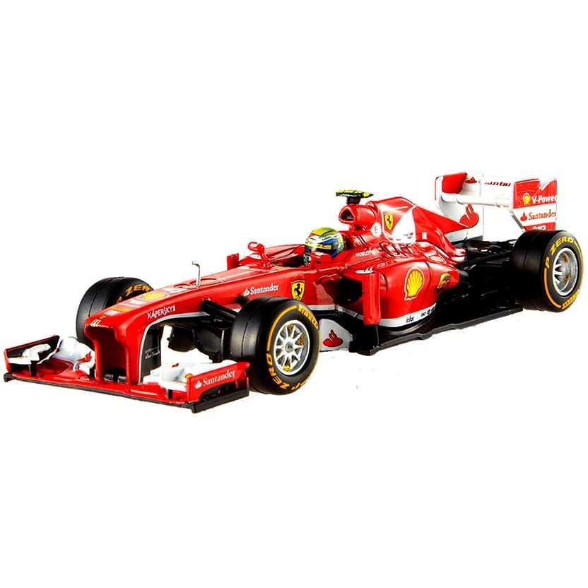 Ferrari F2013 F138 Felipe Massa (2013) Hot Wheels escala 1/43 BCK17