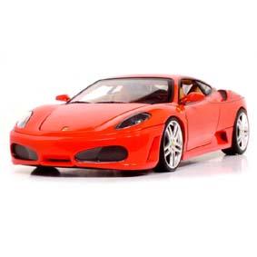 Ferrari F430 (lacrada na caixa)