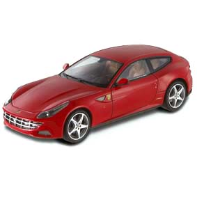Ferrari FF GT V2 Miniatura Hot Wheels Elite :: Miniaturas Ferrari 1/43