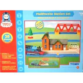 Ferrorama do Thomas Maithwaite Station (c/ motor elétrico)