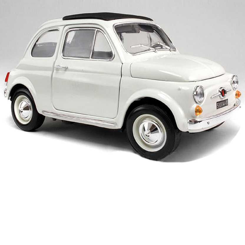 Fiat 500F (1965) marca Bburago escala 1/18