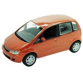 Fiat Idea (laranja evolution)