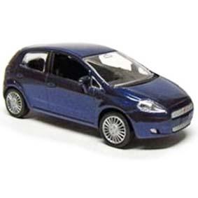 Fiat Punto (azul vitality)