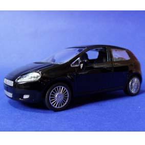 Fiat Punto (preto vesúvio)